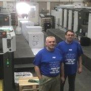 Indigo Press Ltd and Kinyo UK - Providing H-UV Solutions